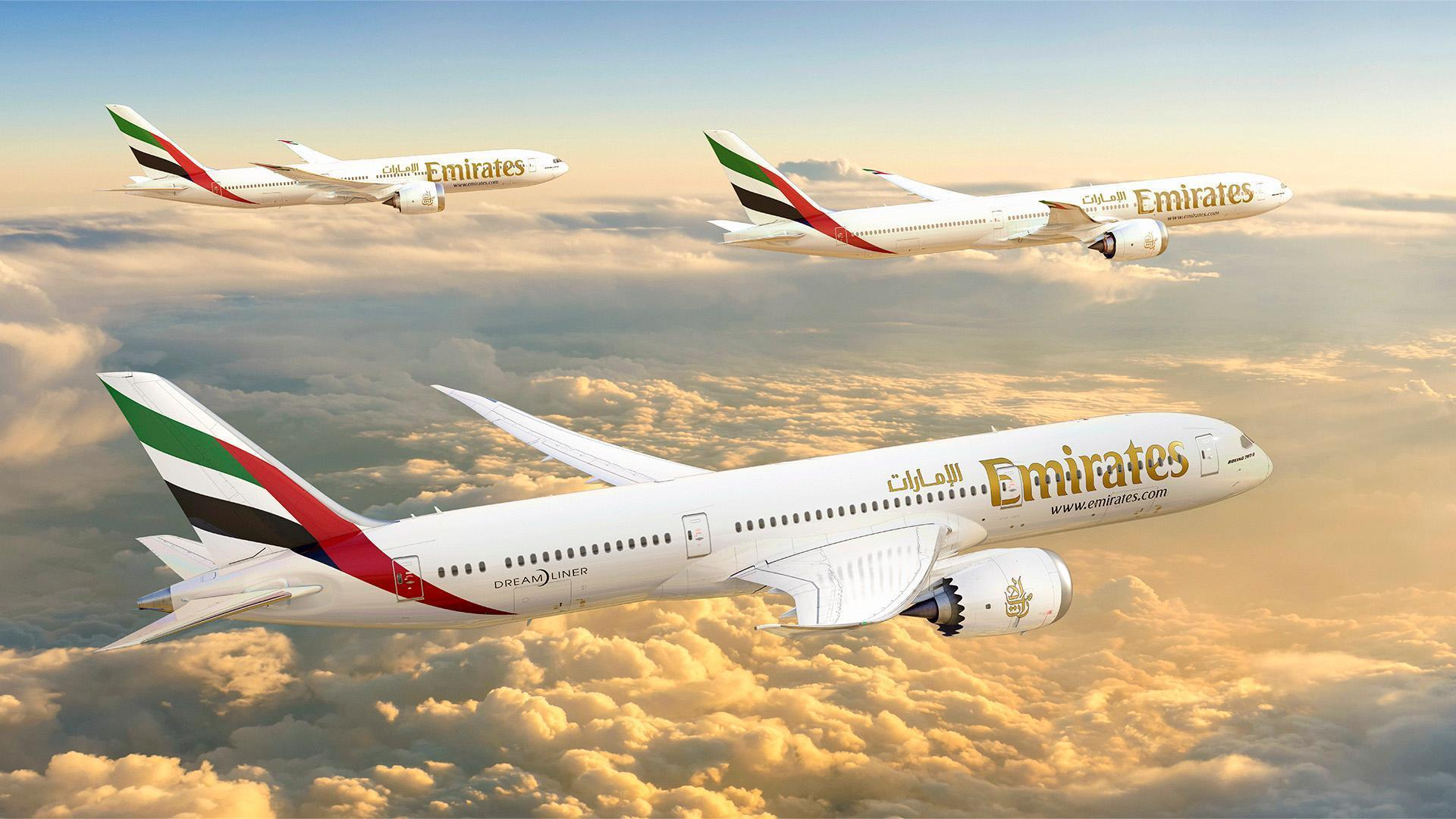 <b>EMIRATES AIRLINES</b>
